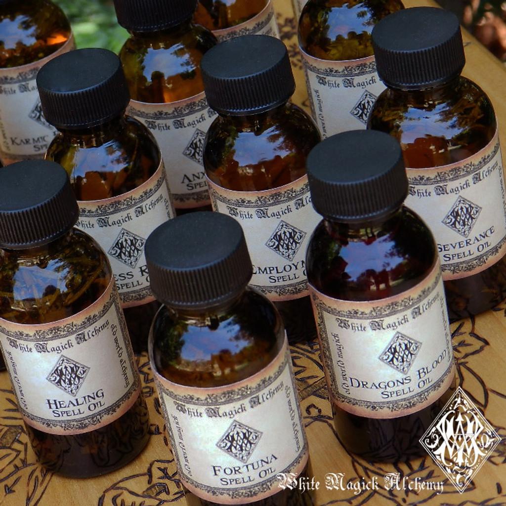Ritual Oils