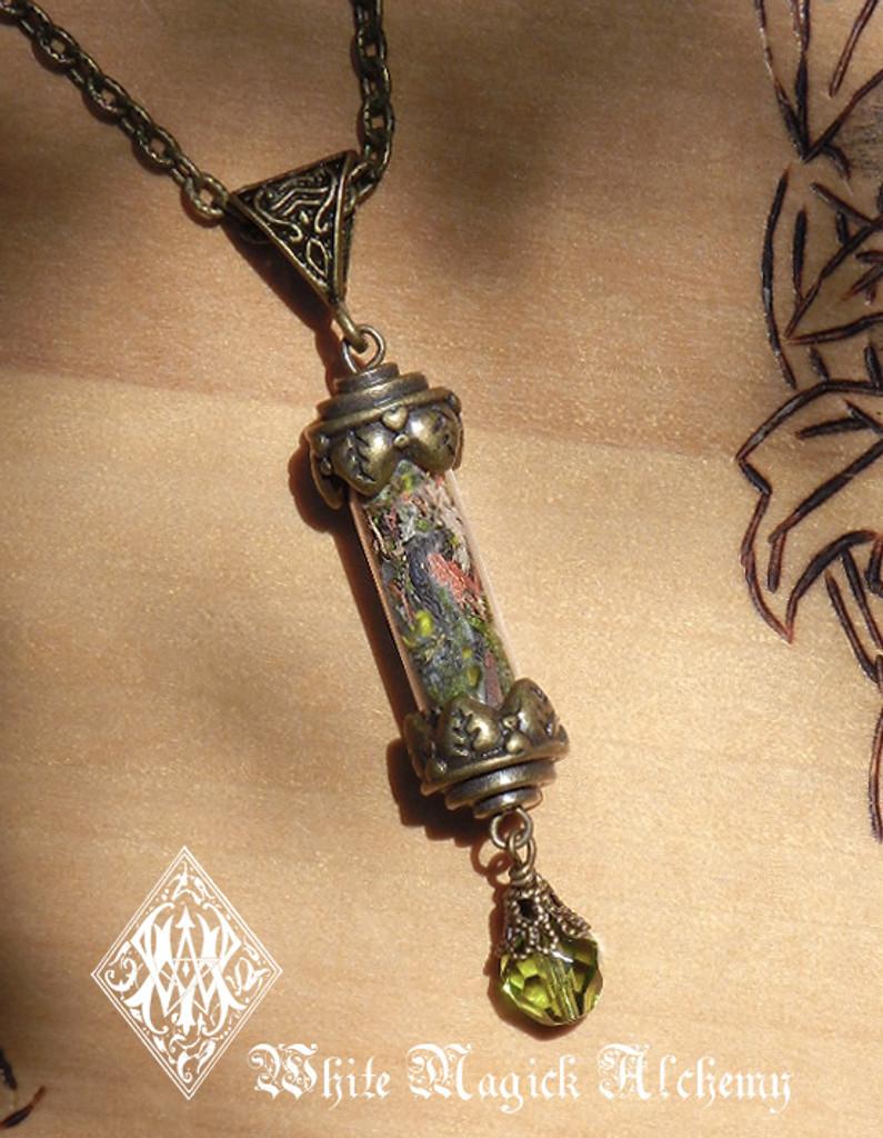 Fortuna Alchemy Charm Pendant Neckace