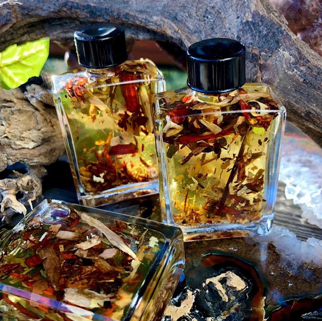 Nine Sacred Woods Oils