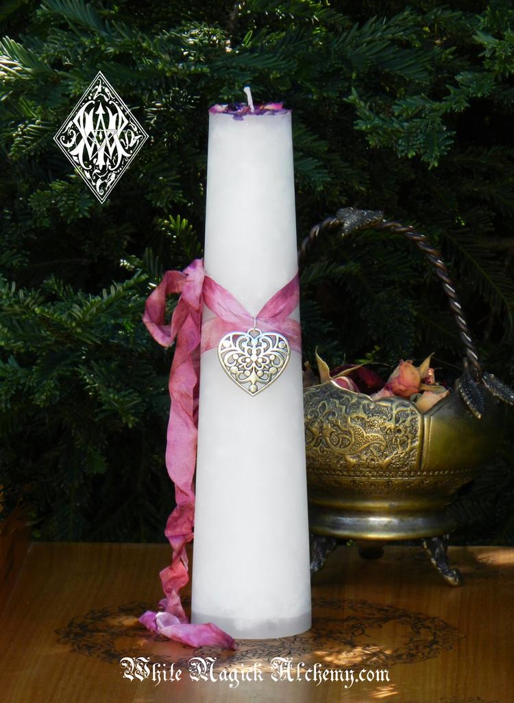 Valentine Candles Love