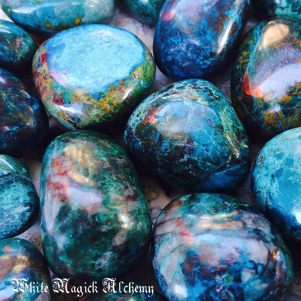 Chrysocolla Gemstones About