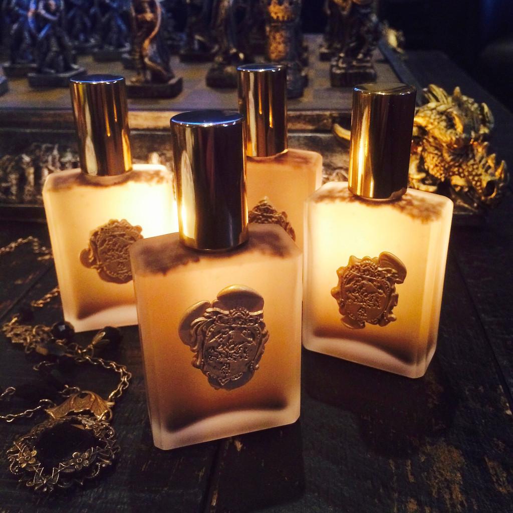 Dark Shadows Perfume