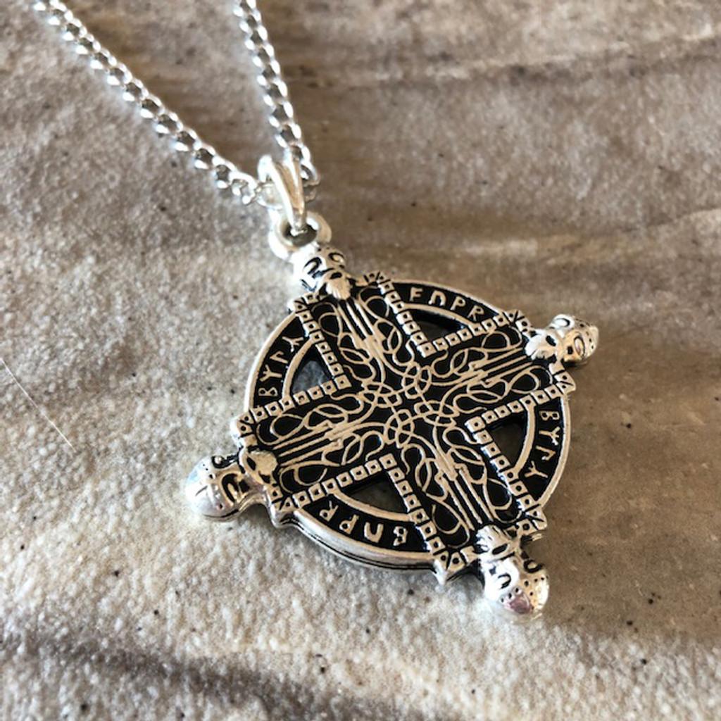 Viking Norse Odin Pendant Necklace