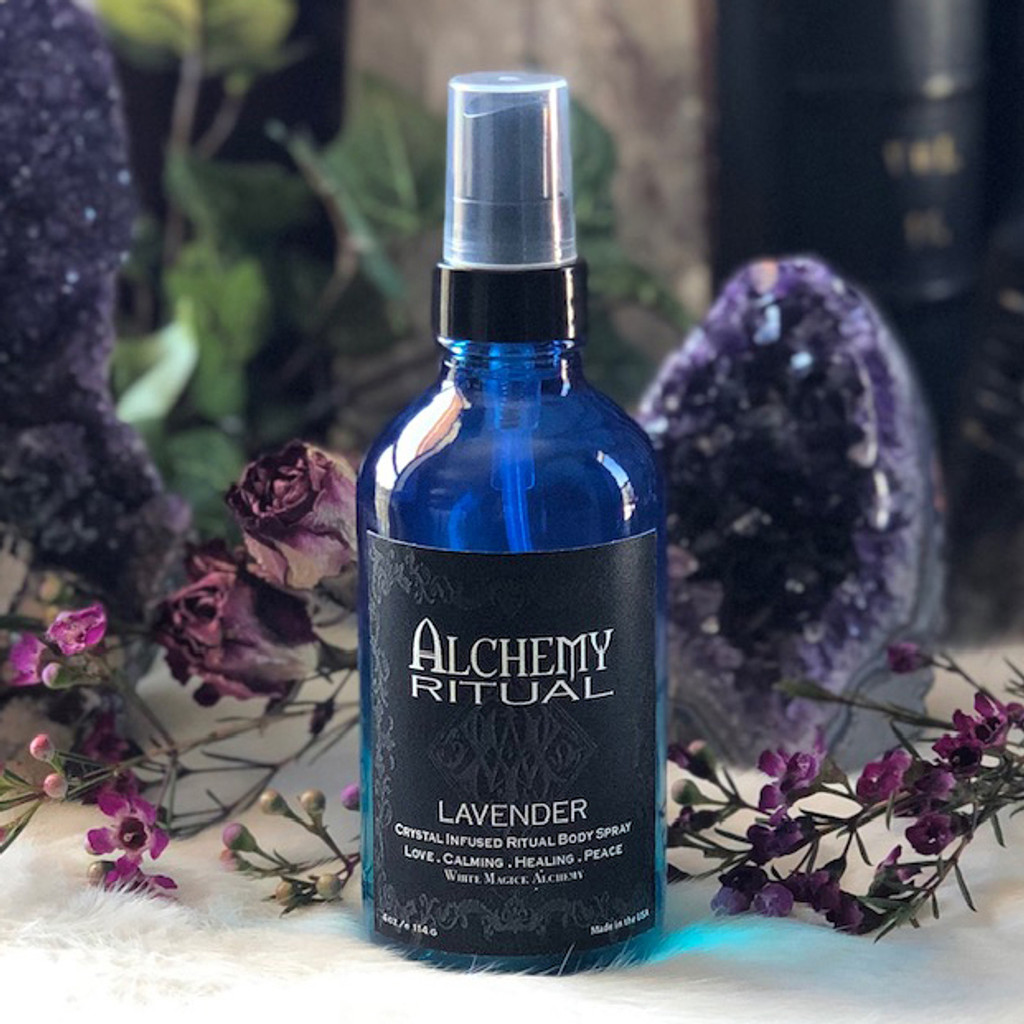 Lavender Spray, Lavender Linen Spray, Lavender Body Spray, Ritual Spray, the best Lavender Spray Mist