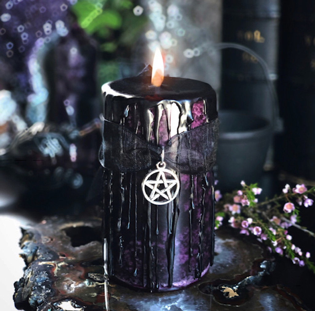 Hekate Witches Magick Candles White Magick Alchemy