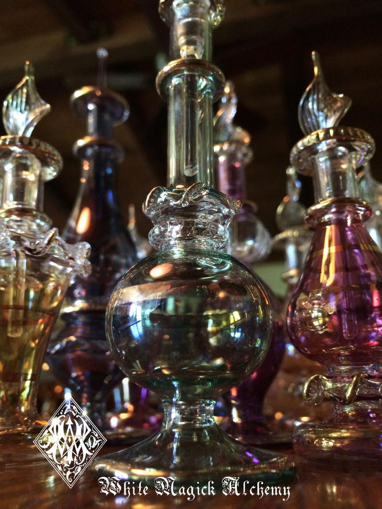 EGYPTIAN PERFUME BOTTLE