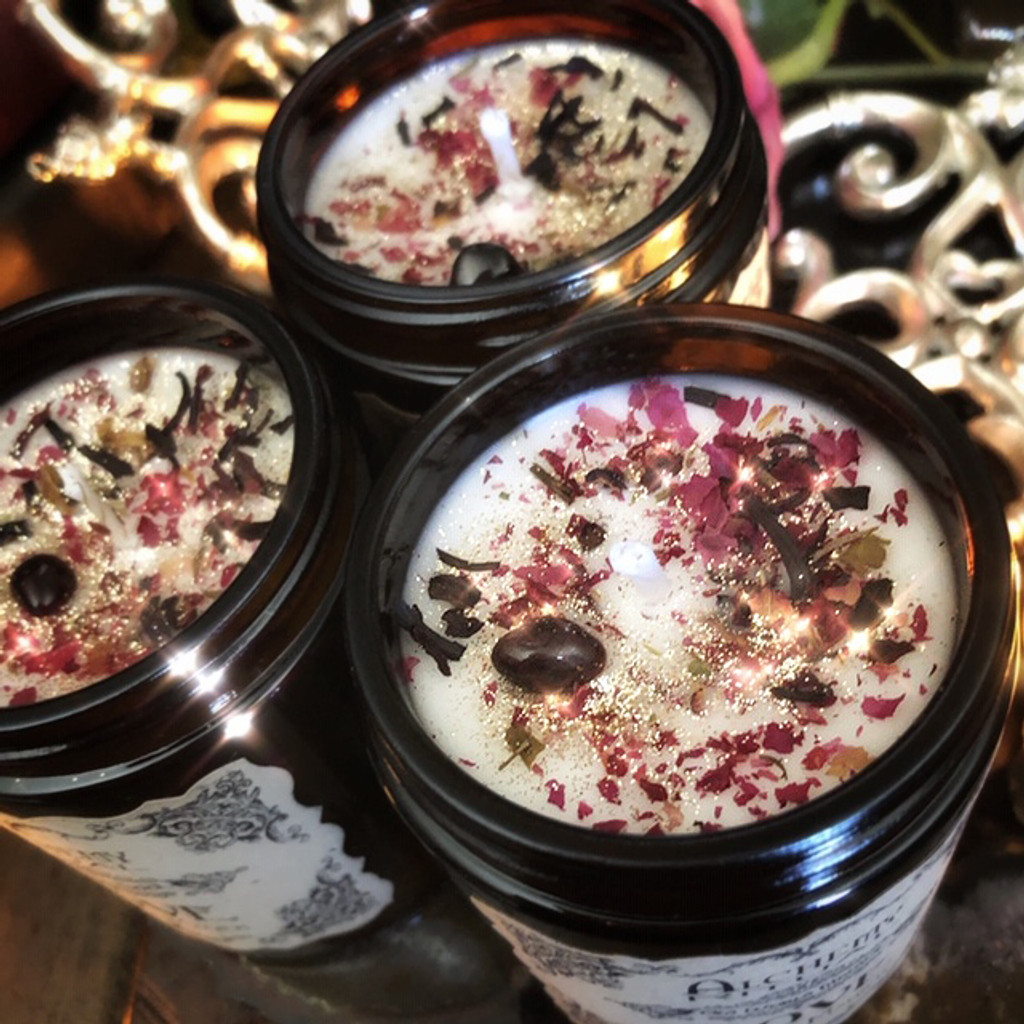 Love Spell Candles and Love Candles