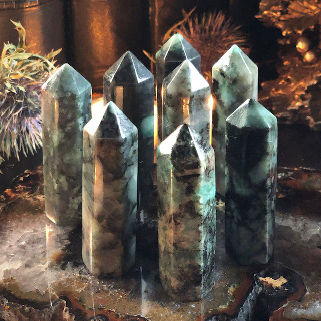 Magickal Properties of Emerald