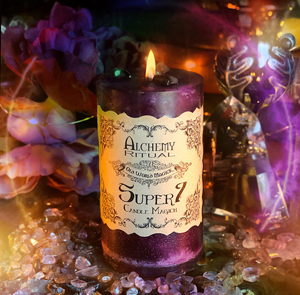 Super Seven Candles
