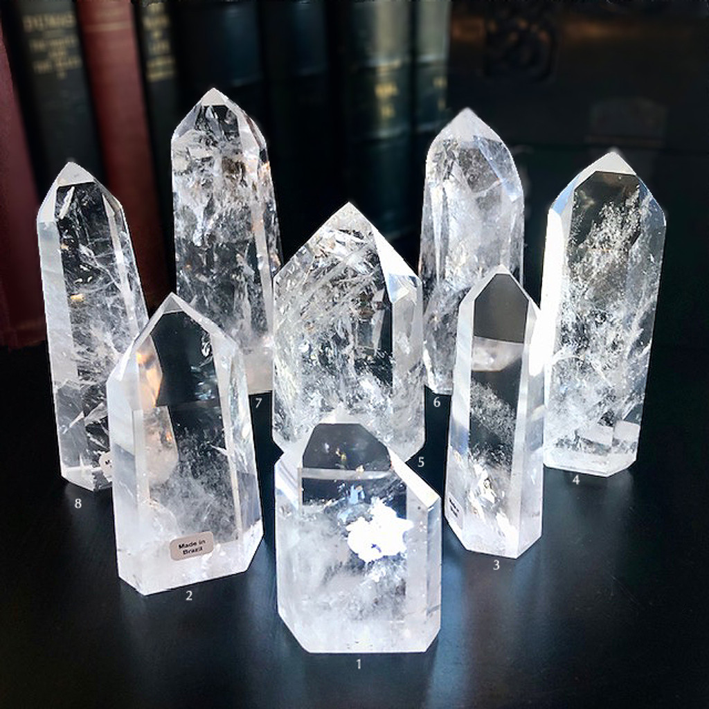 About Lemuria and Lemurian Crystals