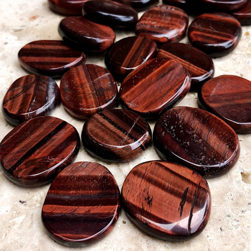 About Red Tiger Eye