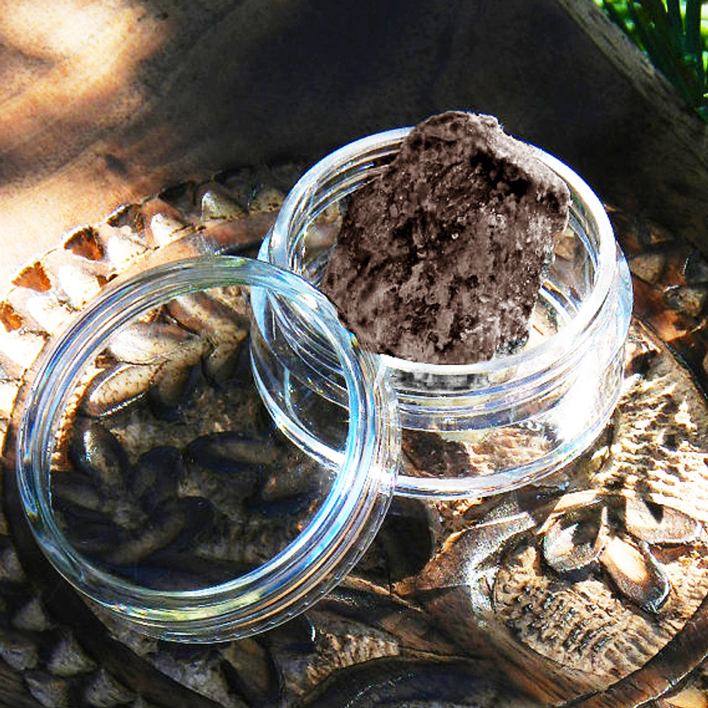 Chocolate Amber Resin