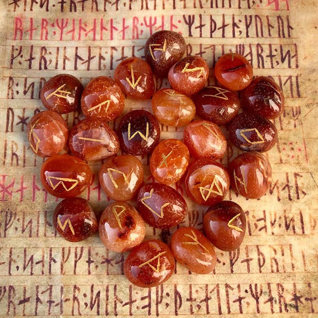 Carnelian Runes
