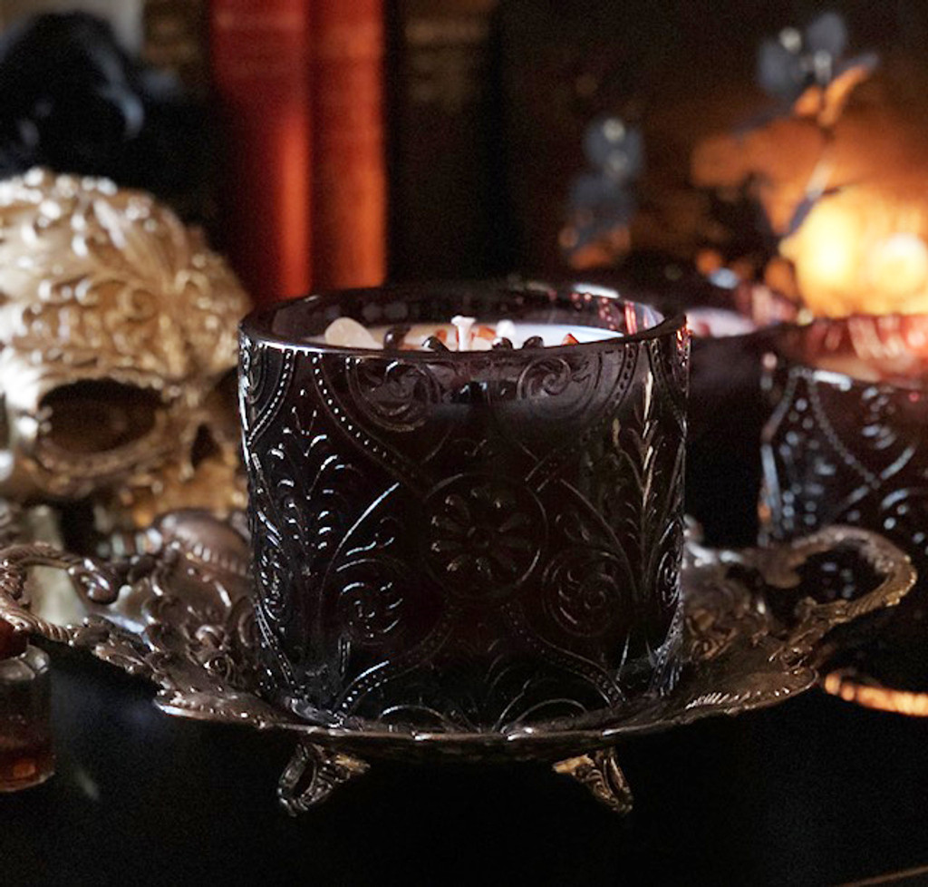 Spell Candles for Samhain Ritual
