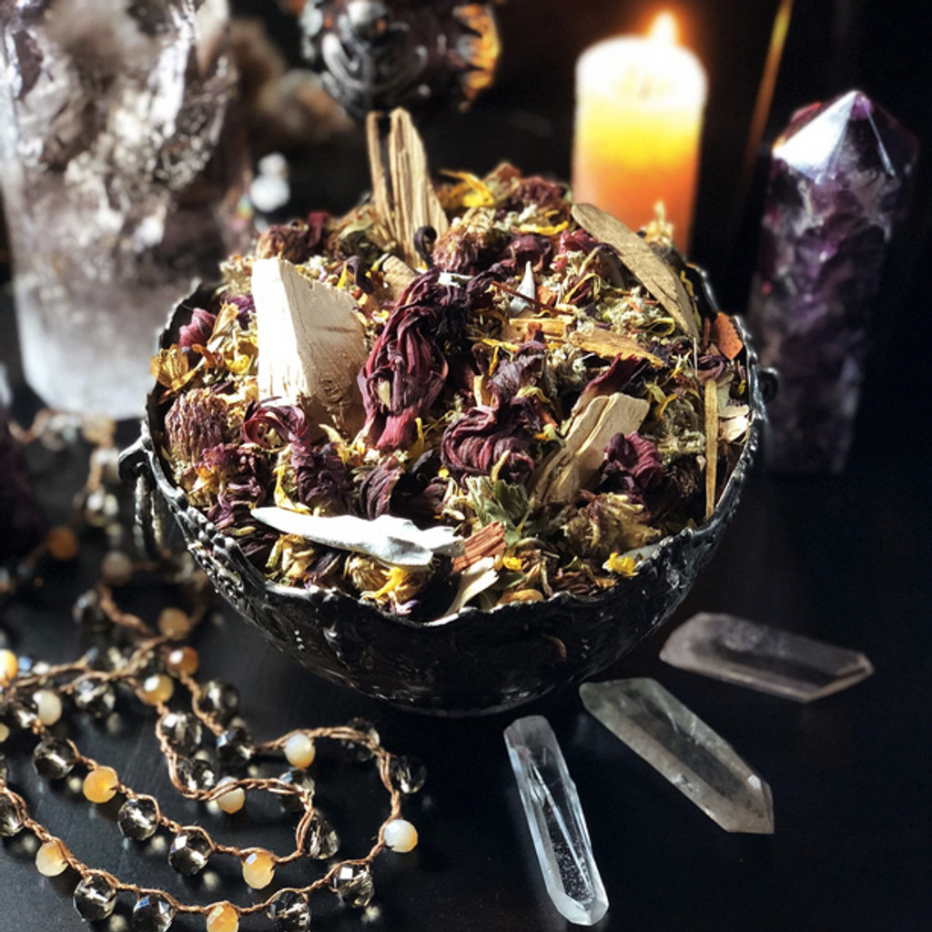 Beltane Herbs Incense