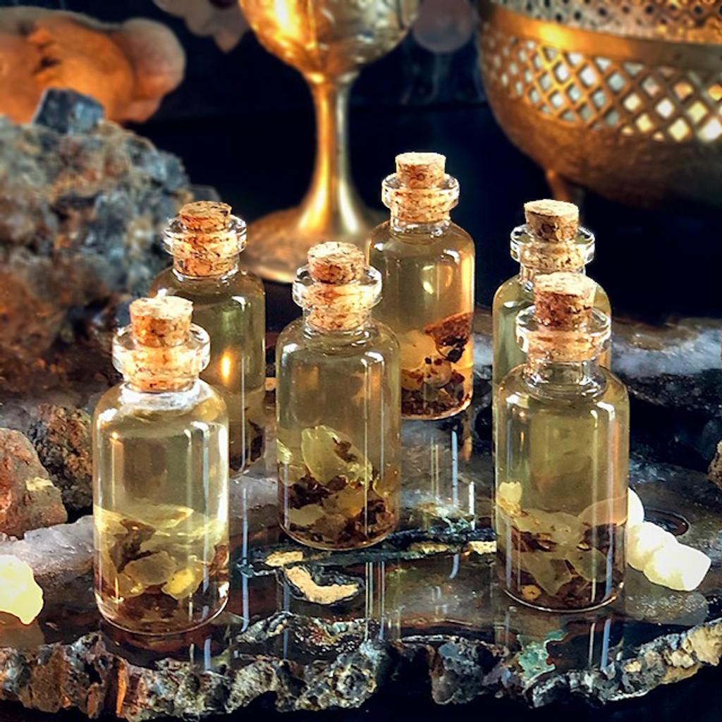 Pure Frankincense and Myrrh Oil