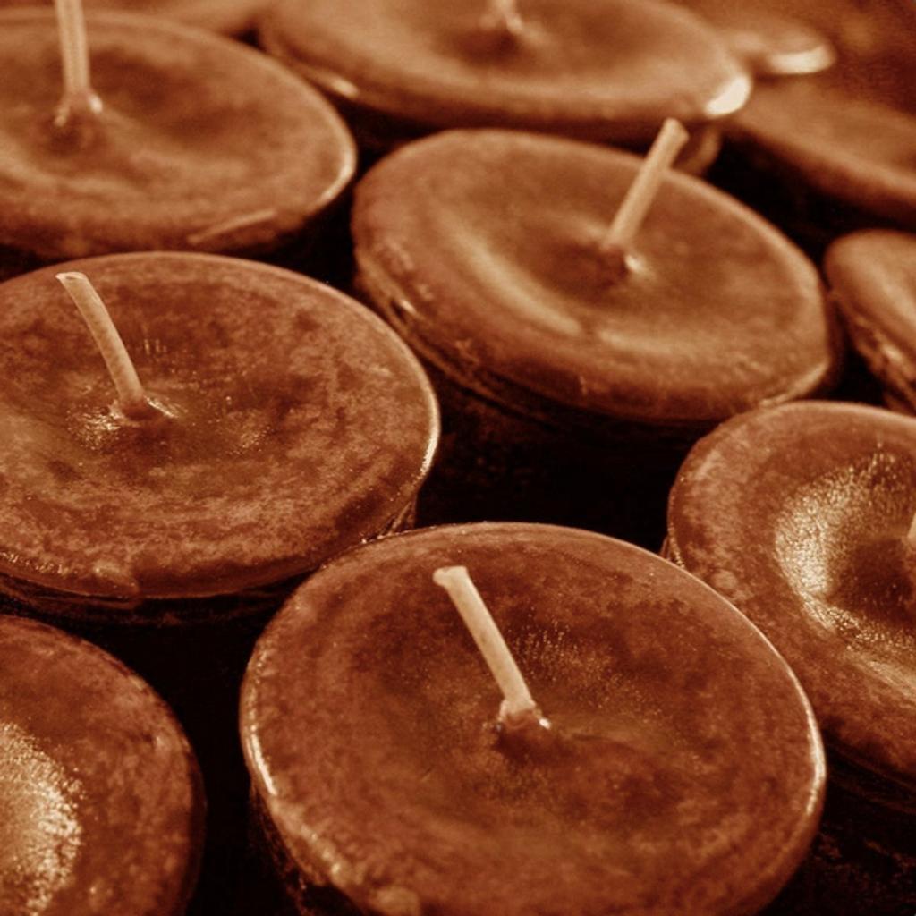 Samhain Candles