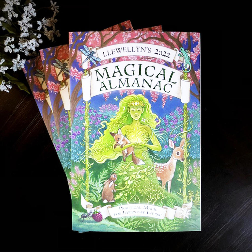 Magical Almanac 2022 Llewellyn's