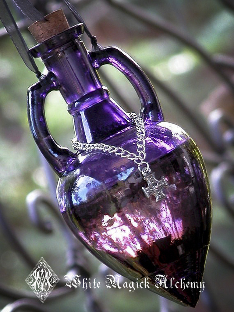 Spell Oils Witchcraft