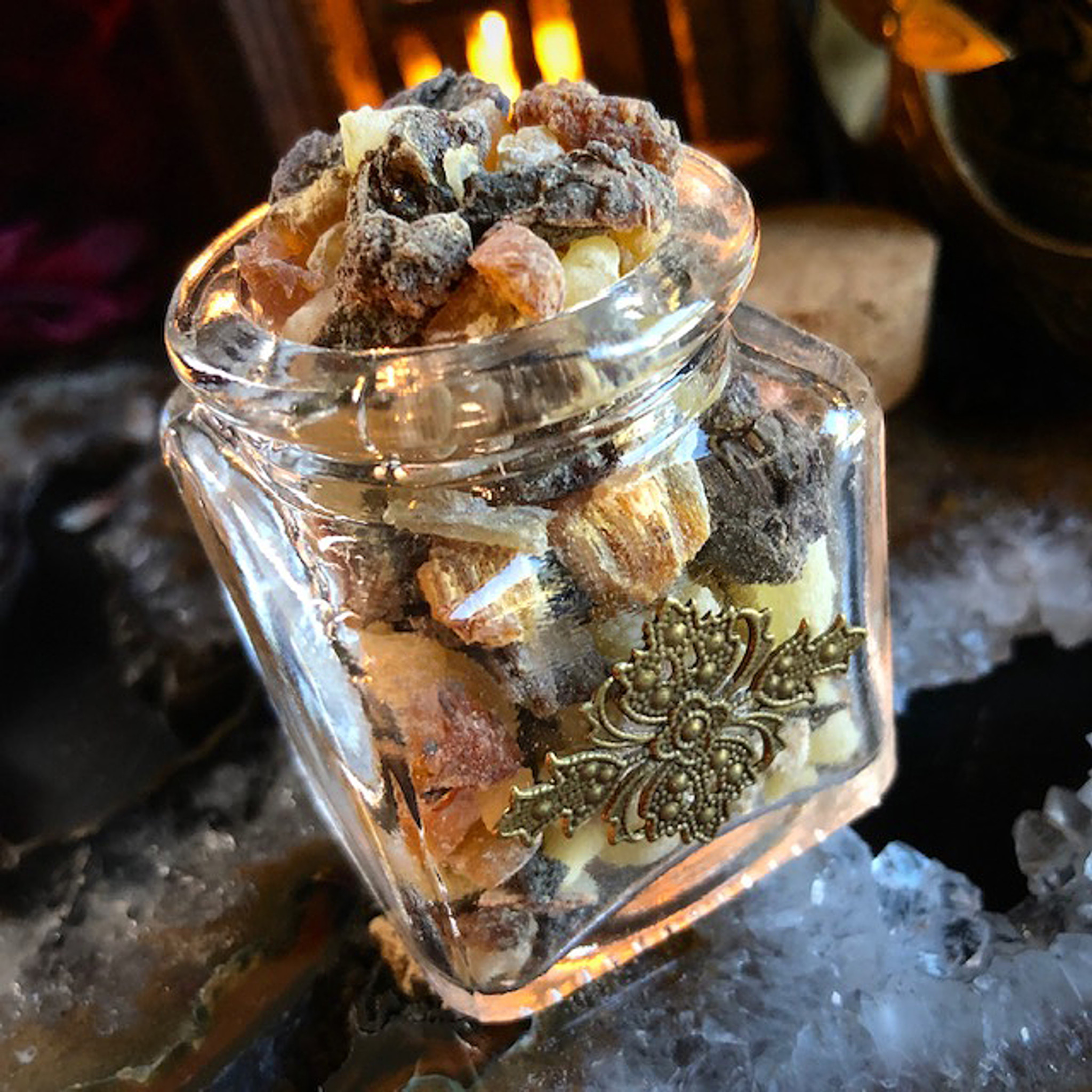 Frankincense Myrrh Resin Incense