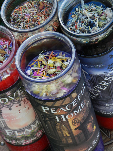 Path to Success Ritual Spell Jar Vigil Candle . Abundance, Success in Business, Life and Love, Prosperity, Luck, Money Drawing