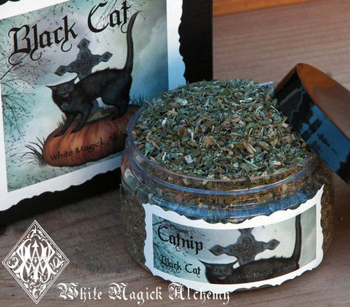 Cat Nip Best Catnip for Cats, Black Cat Brand