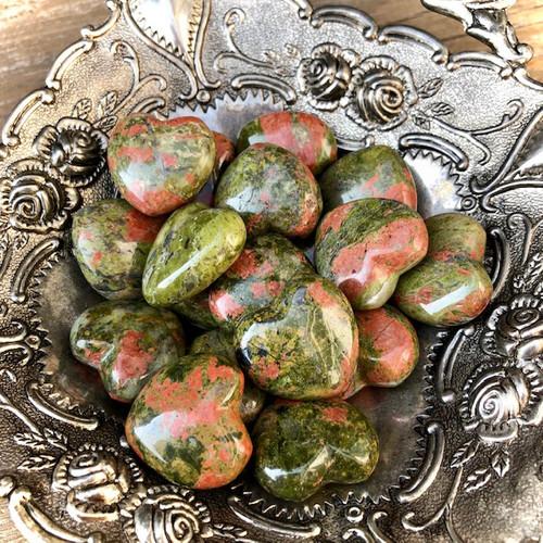 Unakite Gemstones