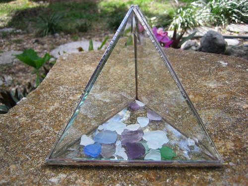 Pyramid Charging Box