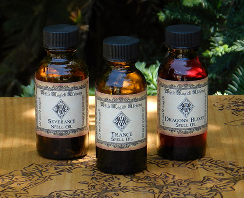 Alchemy Perfume Oils