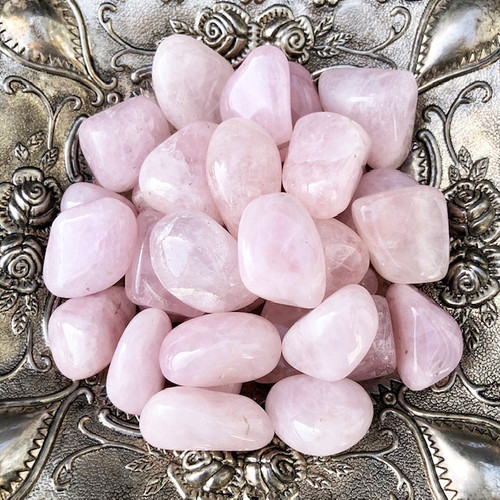 ROSE QUARTZ GEMSTONES for Love