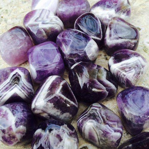 Amethyst Gemstones Large