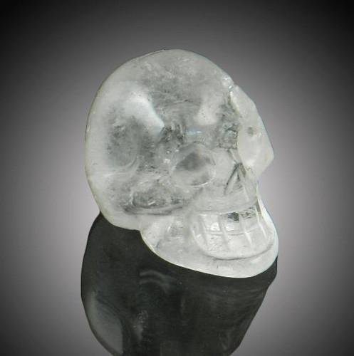Quartz Skulls for Raising Energy, Healing & Protection