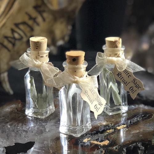 White Sage Oil