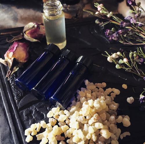 Frankincense Oil Distilled Pure Essential Oil