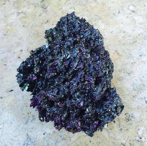 Rainbow Carborundum, Silicon Carbide, Rainbow Stardust the Conductor Crystal