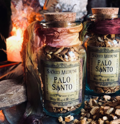 Palo Santo Incense Wood Chips