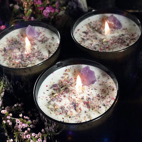 Goddess Candles Intuition Candles