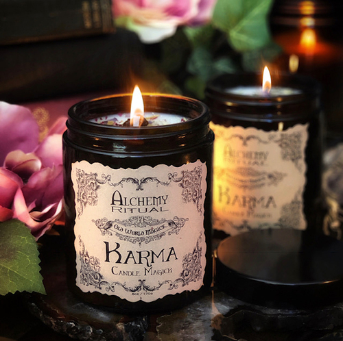 Karmic Clearing Spells and Candles