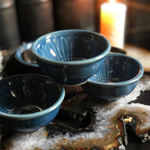 Blue Lotus Bowls