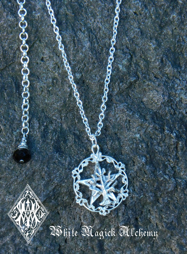 Ornate Pentacle Necklace
