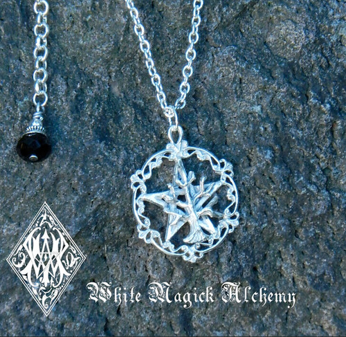 Tree of Life Silver Necklace