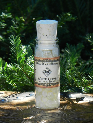 White Copal All Natural Resin Incense
