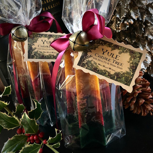 Yule Candles Winter Solstice