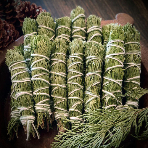 Red Cedar Smudge Wands