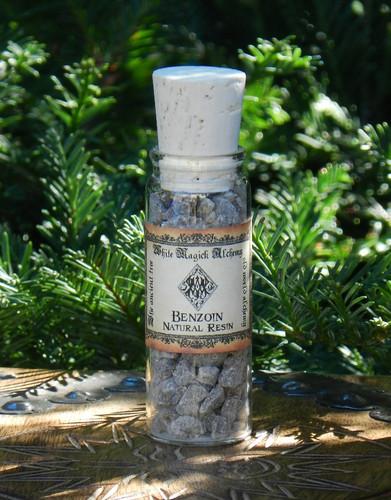 Benzoin All Natural Resin Incense