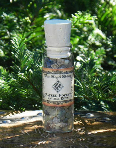 Sacred Forest All Natural Resin Incense Blend