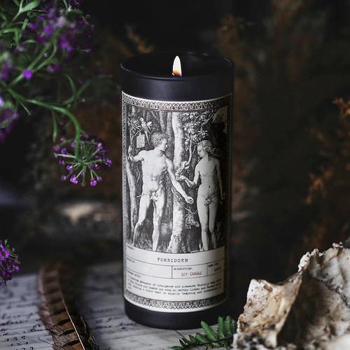 Glass Vigil Candles