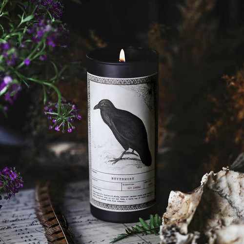 Nevermore Candles