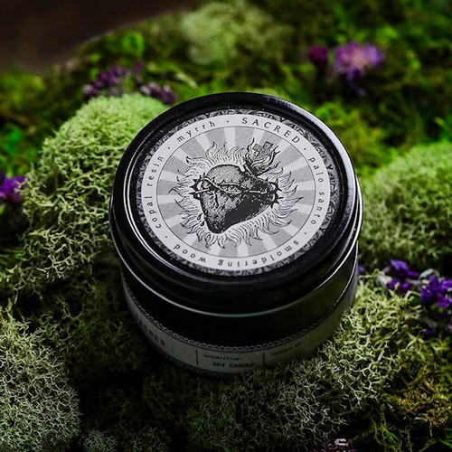 ALCHEMY RITUAL CANDLES