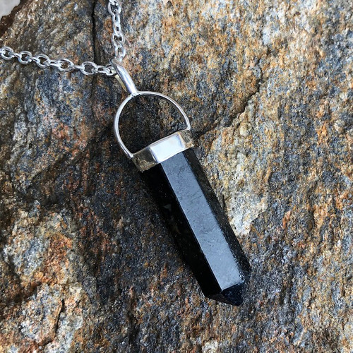 Tourmaline Jewelry Pendants Necklaces